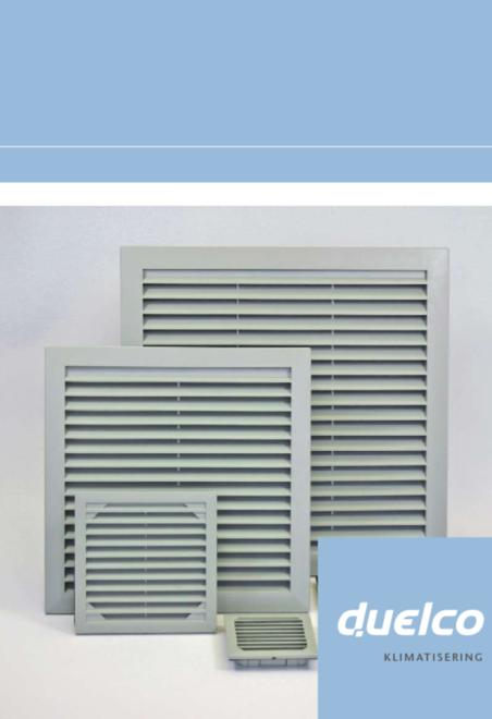 Duelco klimatisering brochure