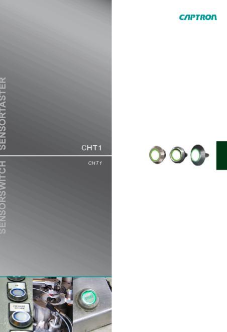Captron CHT1 brochure