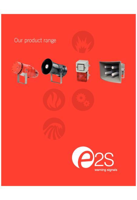 E2S overview catalogue