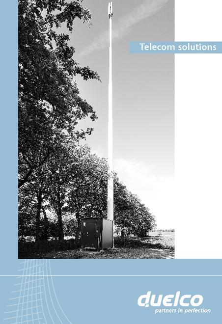 Duelco Telecom housing brochure