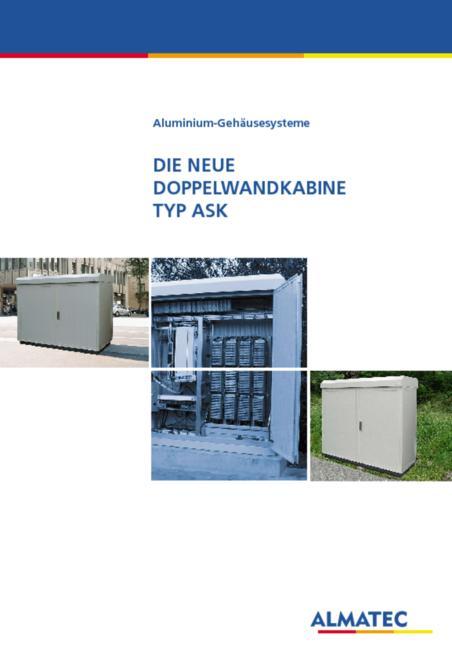 Almatec brochure german