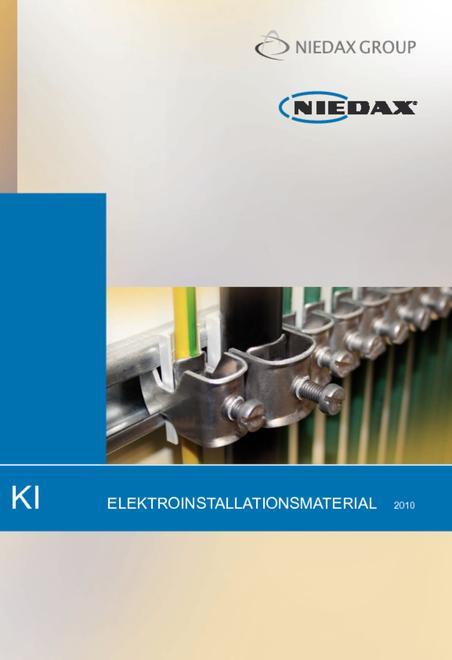 Niedax katalog