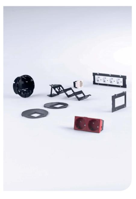 PUK Device installation cups and installation devices katalog