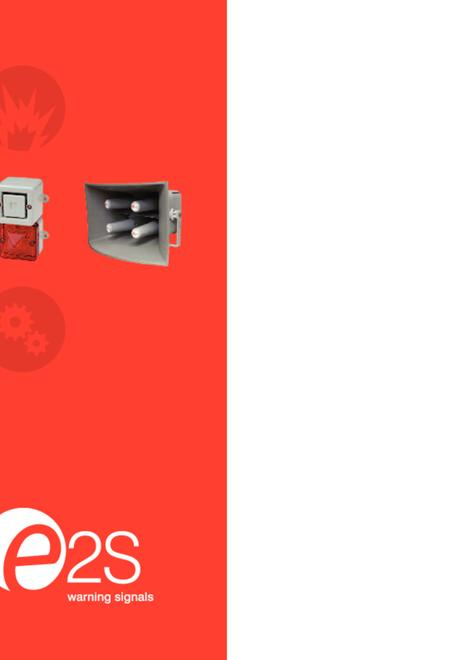 E2S Product range catalogue