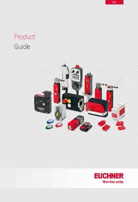 Euchner product overview