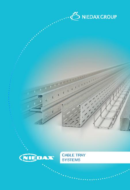 Niedax cable tray systems catalogue