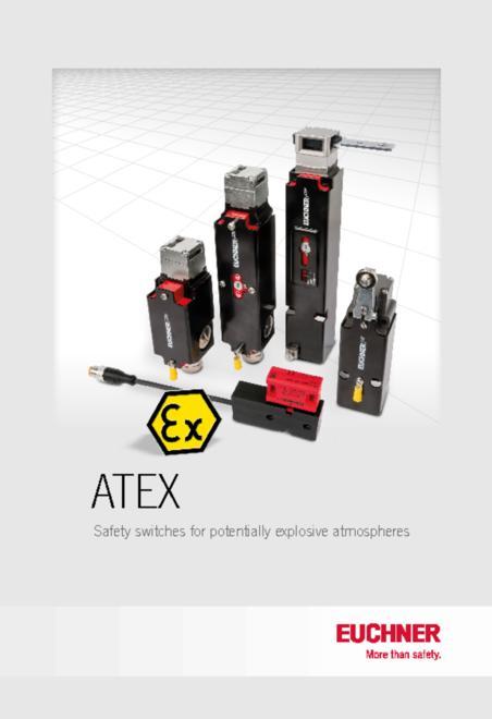 Euchner ATEX brochure