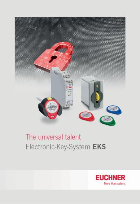 Euchner EKS brochure