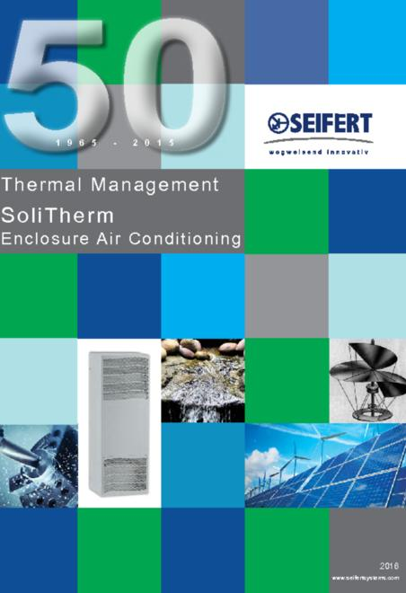Seifert air conditioning brochure