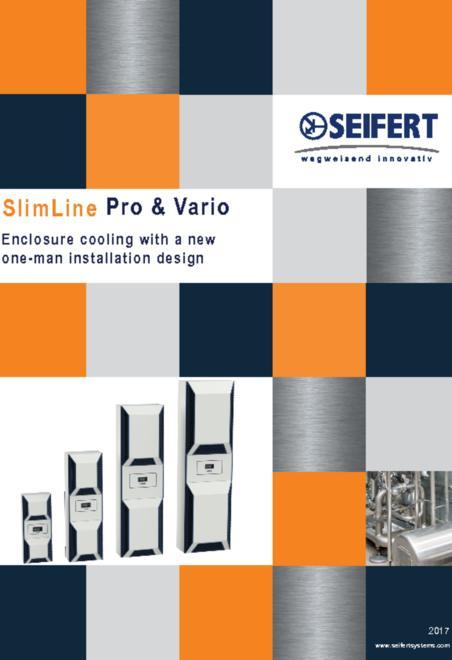 Seifert slimline Pro and Vario
