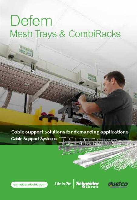 Defem Mesh Trays catalogue