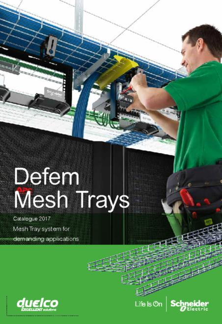 Defem Mesh Trays catalogue