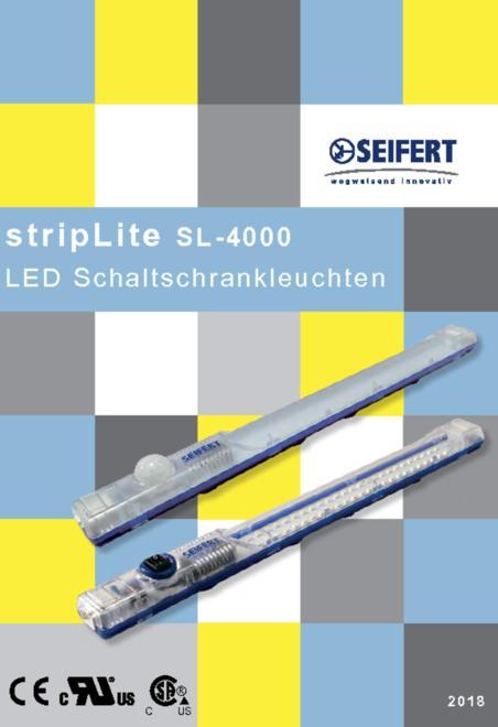 Seifert StripLite SL4000 brochure