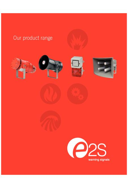 E2S overview catalogue