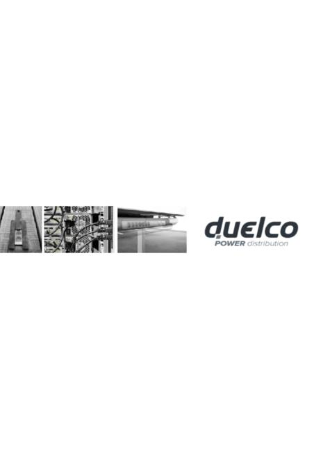 Duelco power strip overview brochure