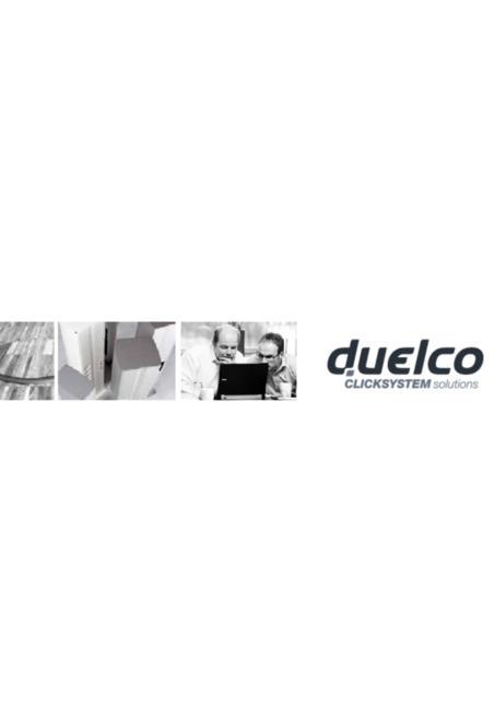 Duelco clicksystem brochure